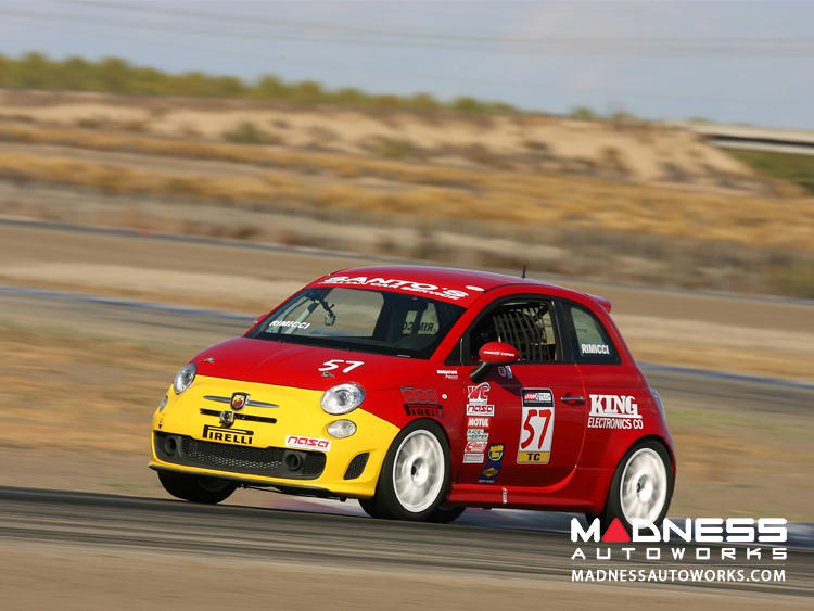 FIAT Goes racing in the world